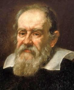 Portrait of Galileo Galilei (1564-1642) by Giusto Sustermans