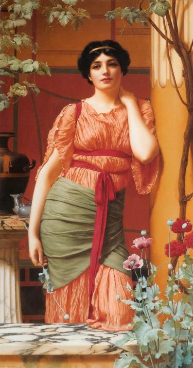 Godward-Nerissa-1906