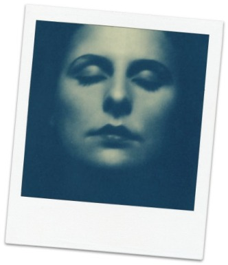 Leni Riefenstahl by Alexander Binder